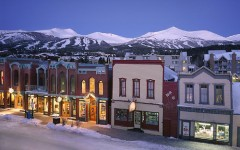 Catch some fresh air in Breckenridge