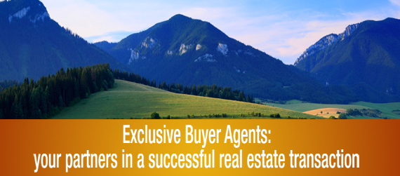 Exclusive Buyers Agents are your partners