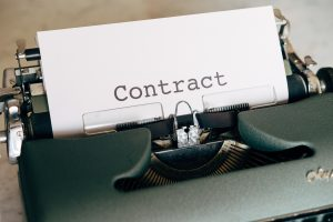 contract representation